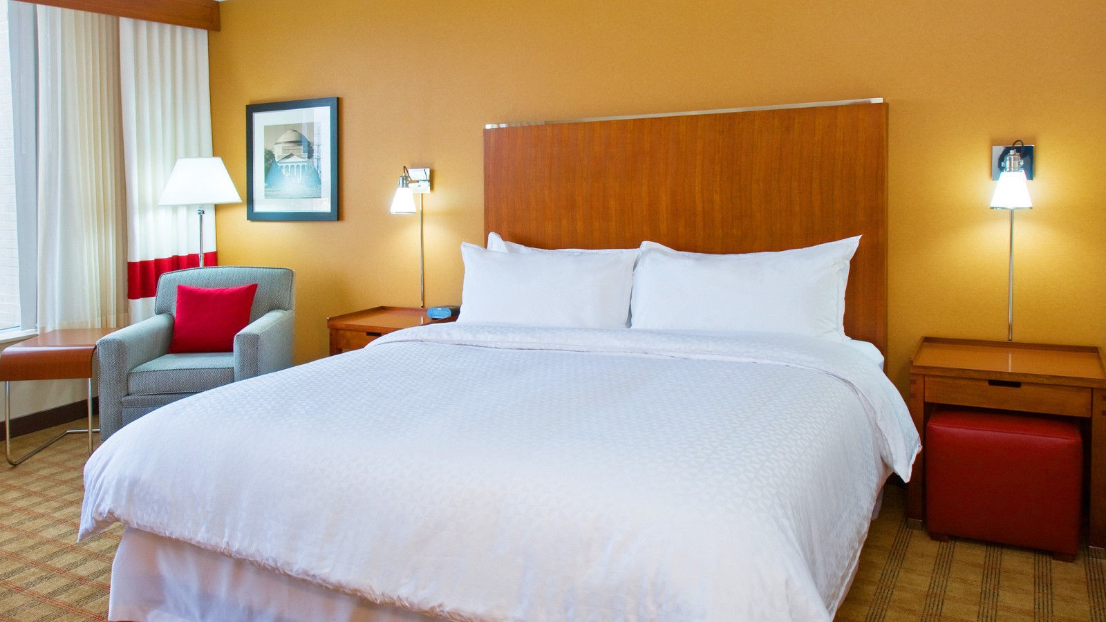 Raleigh Durham Airport Accommodations - King Guest Room